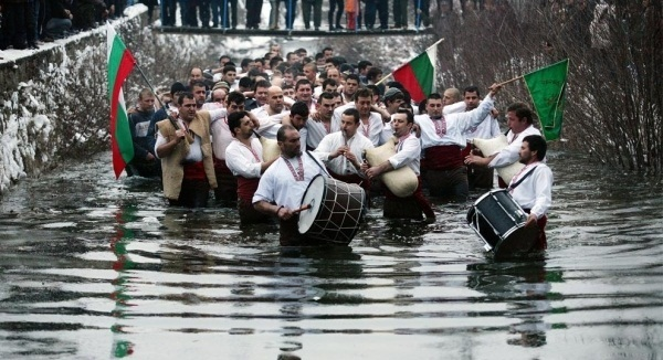 Bulgarian folklor festivals