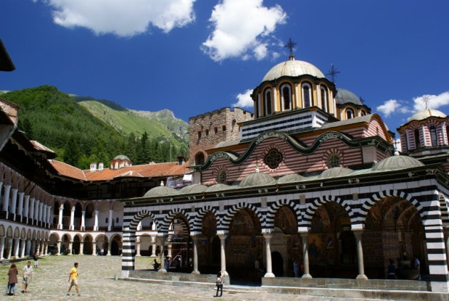 Day trip from Sofia to Rila Monastery