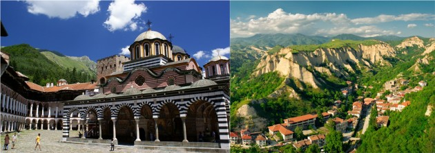 Day tours from Plovdiv to Rila Monastery and Melnik