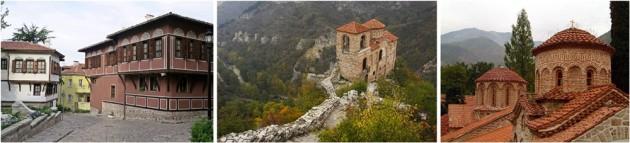 Day trip from SOfia to Plovdiv and bachkovo monastery