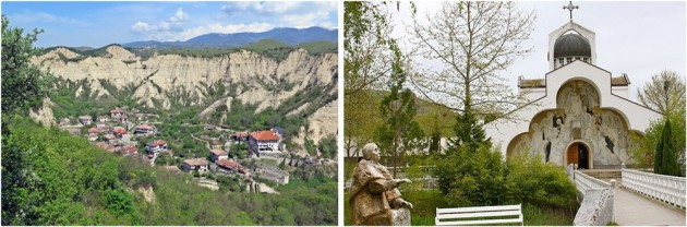 Day trip from Sofia to Melnik and Rupite