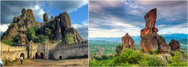 Day trips from Sofia to the Belogradchik rocks