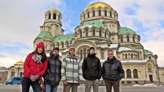 Sofia City Tour with private tour guide