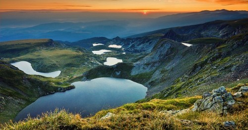 Day tour to Seven Rila Lakes from Sofia