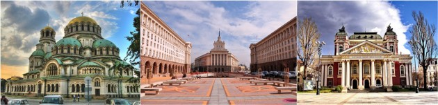 Sofia city tour