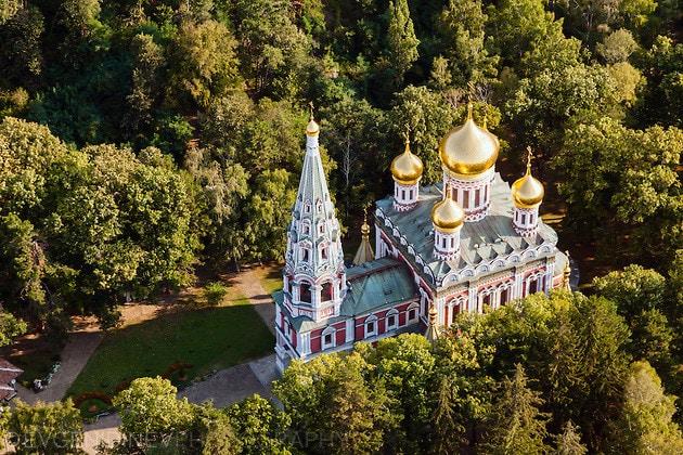 Day tours from Plovdiv to Veliko Tarnovo and Shipka pass