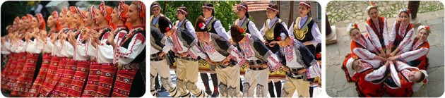 Music and dance festivals in Bulgaria
