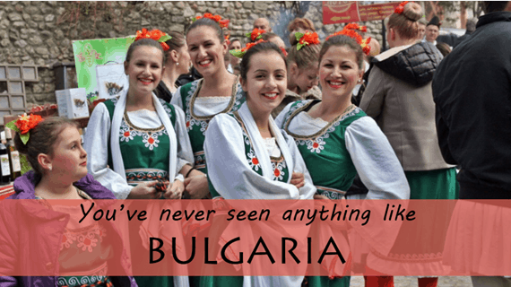 Bulgarian traditional festivals