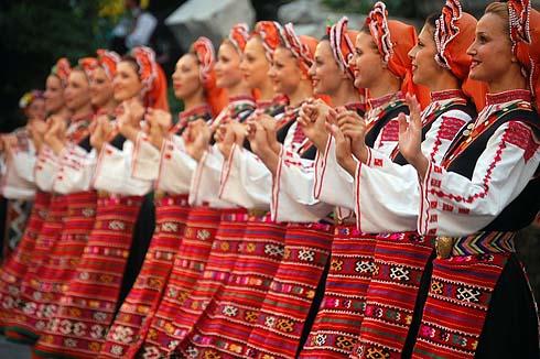 Music and dance festivals in Bulgaria