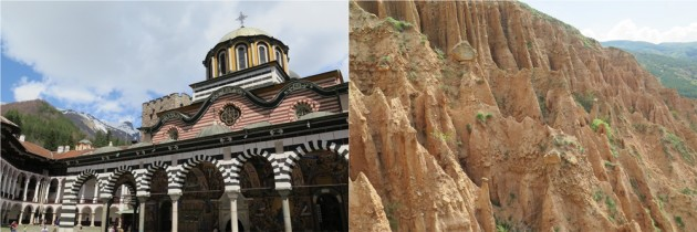 Day trip from Sofia to Rila Monastery