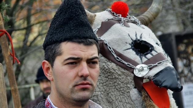 Kukeri Festivals in Bulgaria