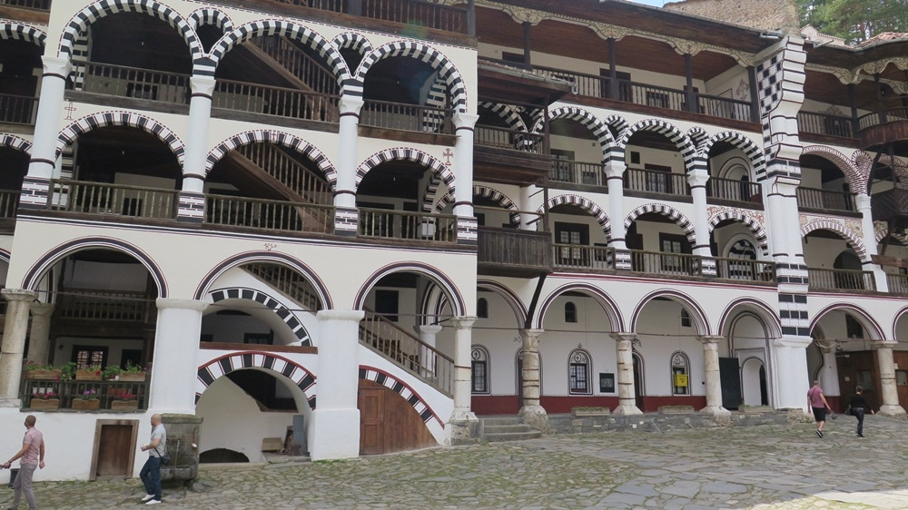 Day tour from Sofia to Rila monastery