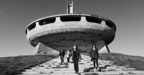 Tour to Buzludzha monument