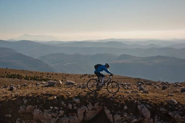 Mountain Biking Bulgaria