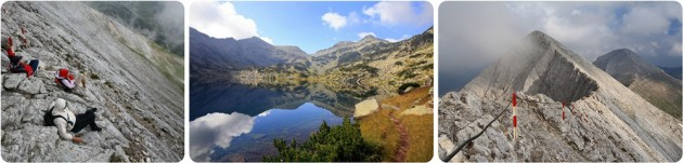 Hiking in Pirin Mountain, Bulgaria