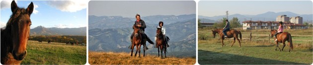 Horse Riding in Bulgaria