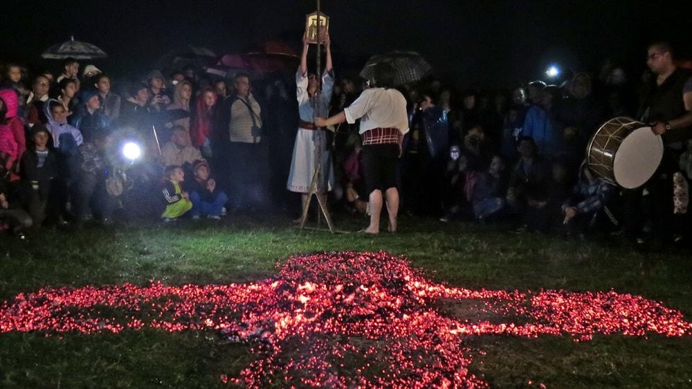 Nestinari dance, Bulgaria