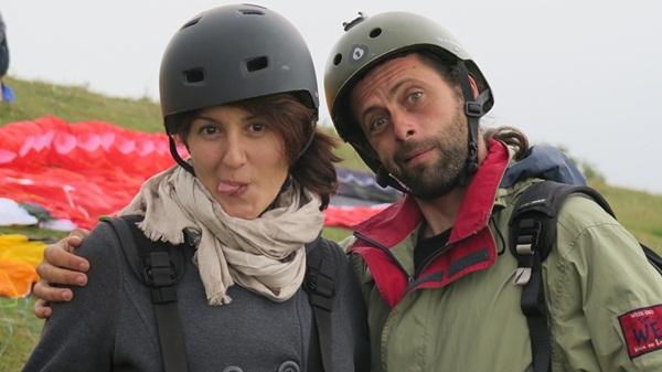Paragliding in Bulgaria