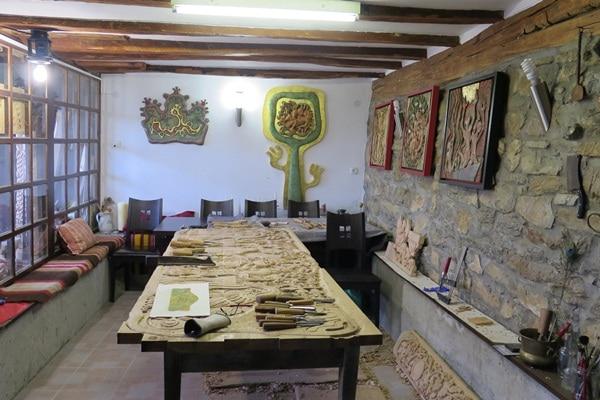 Bulgarian Woodworking