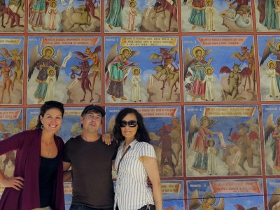 Tour to Rila monastery