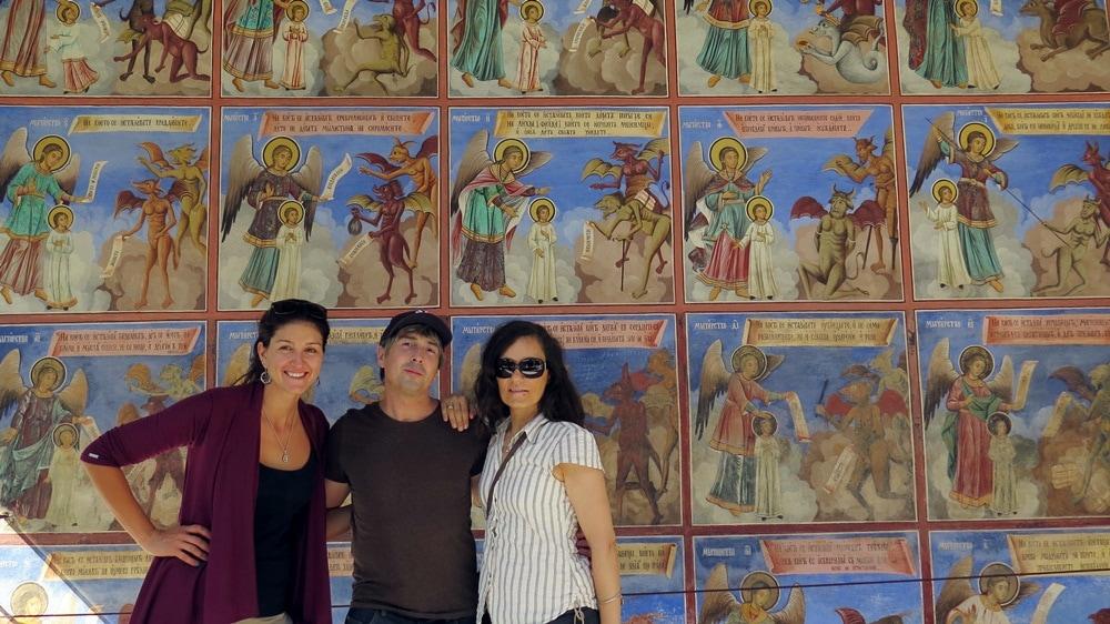 Tour to Rila monastery