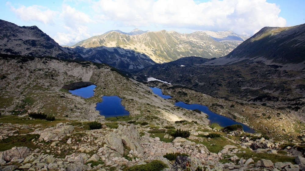 Pirin Mountain, Bulgaria