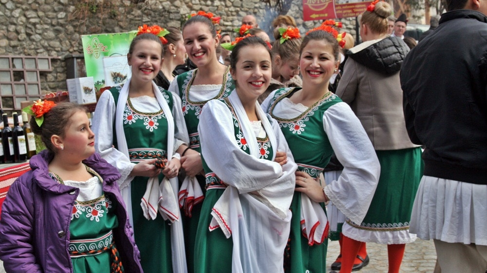 Wine festivals in Bulgaria