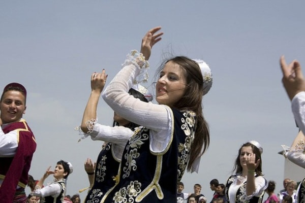 Balkan tour to Kosovo