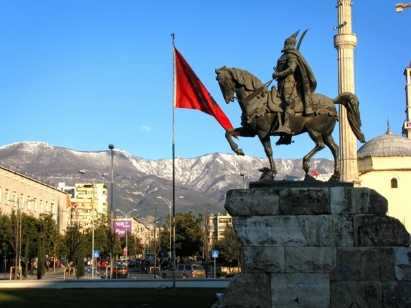Balkan tour to Albania