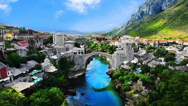 Balkan tour to Bosnia