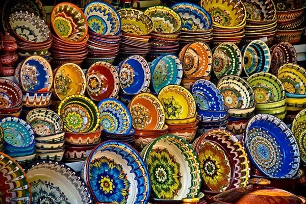 Traditional Bulgarian Pottery