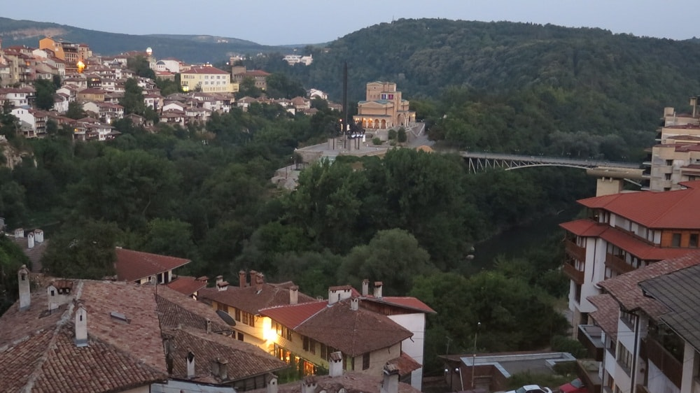 Day tour from Sofia to Veliko Tarnovo