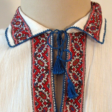 Bulgarian embroidery