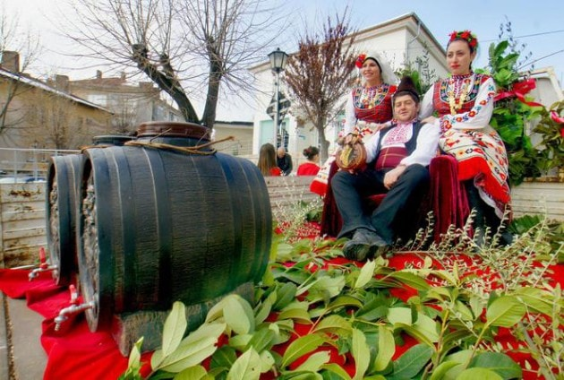 Wine holidays in Bulgaria