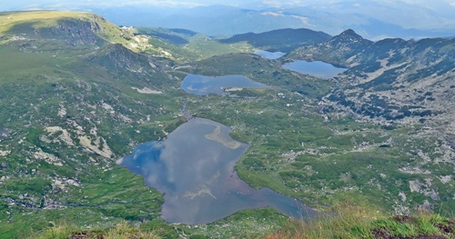 Day tour to Seven Rila Lakes from Sofia