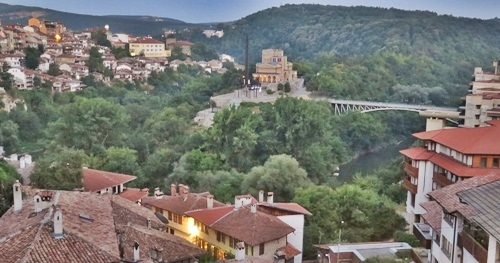 Day tour to Veliko Tarnovo from Sofia