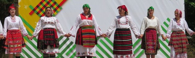 bulgaria folk festivals