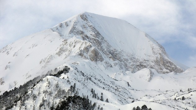 Freeride ski in Bulgaria