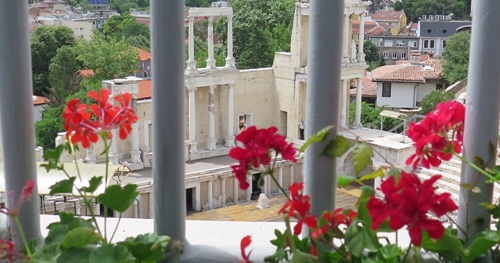 Day trip to Plovdiv