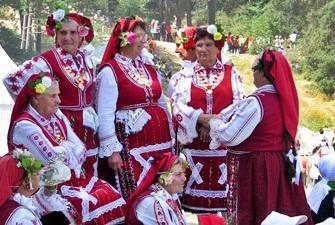 Zheravna Traditional Festivals
