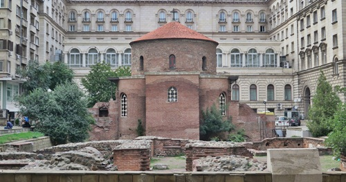 Day tour from Plovdiv to Sofia