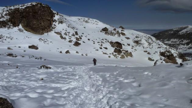 Bulgaria winter trekking