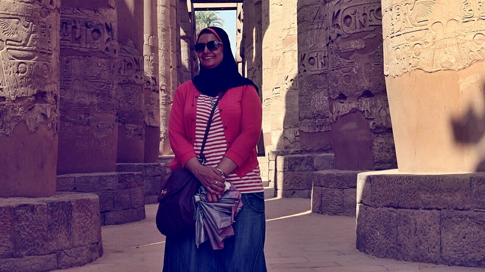 Interview With Hagar Hatata  Private Tour Guide In Egypt   Adriana