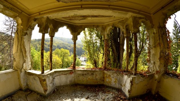 Abandoned places in Bulgaria