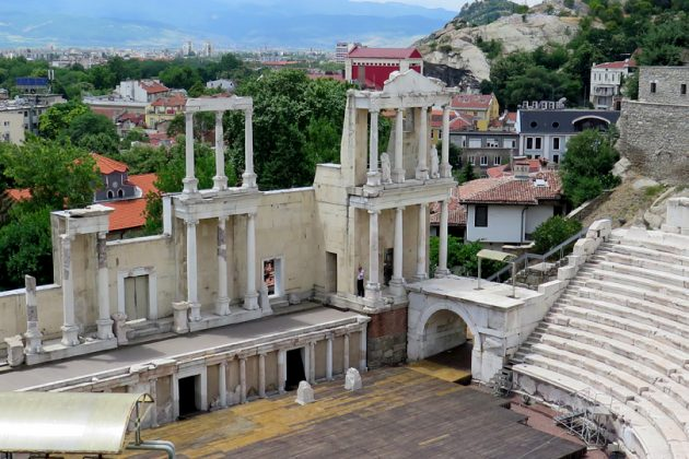 Ancient Plovdiv