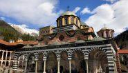 Arrive at Rila Monastery
