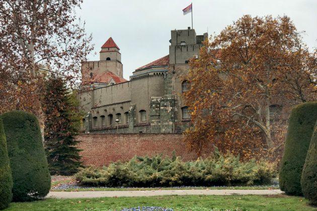 Belgrad fortress