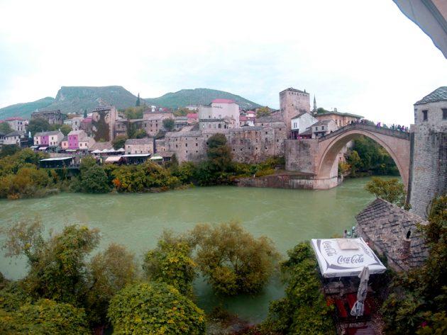 Mostar and Sarajevo