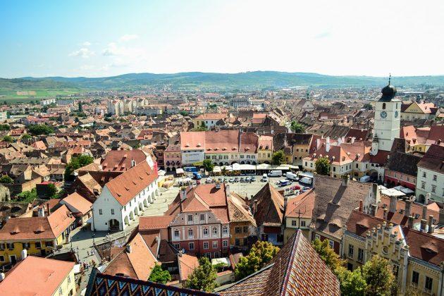 Tour in Sibiu